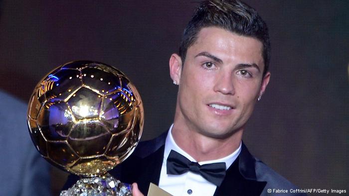 Rahasia Tampil Prima ala Cristiano Ronaldo