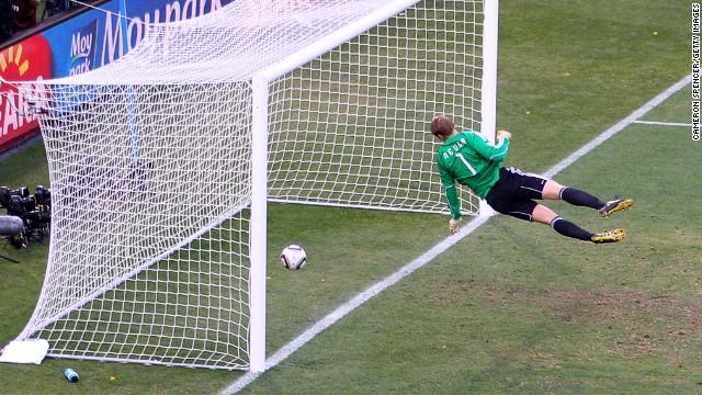 Harga Sebuah Goal Line Technology