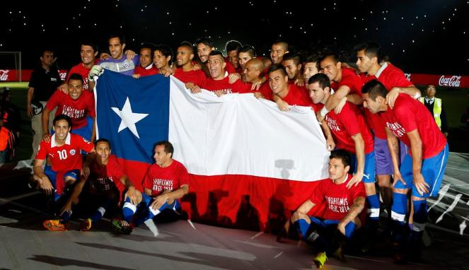 Video Teror Chili untuk Penghuni Grup B