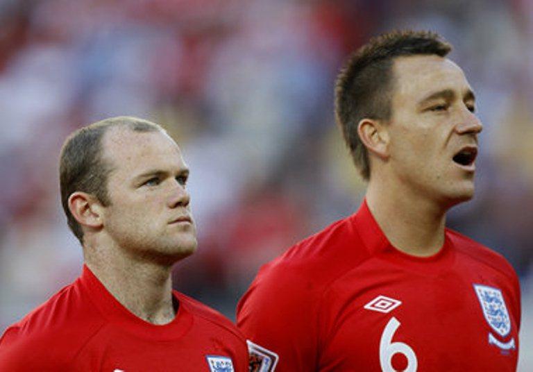 Kenapa Rooney Tak Ikut Bernyanyi?