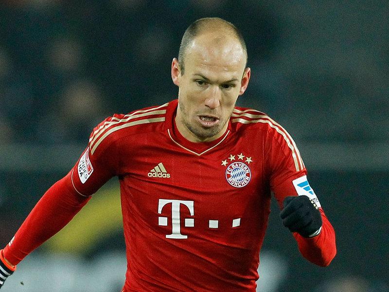 Robben: Ini Hasil Undian Yang Bagus!