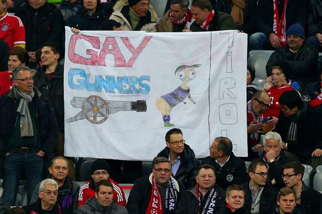 UEFA Siap Hukum Bayern Munich atas Ulah Fans