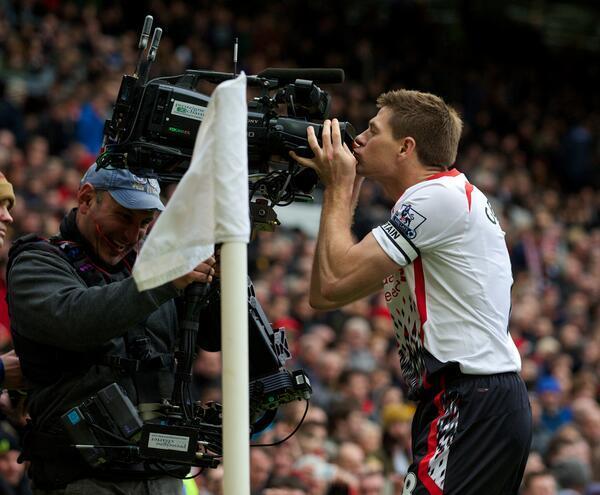 Steven Gerrard: Kami Akan Berjuang Sampai Akhir