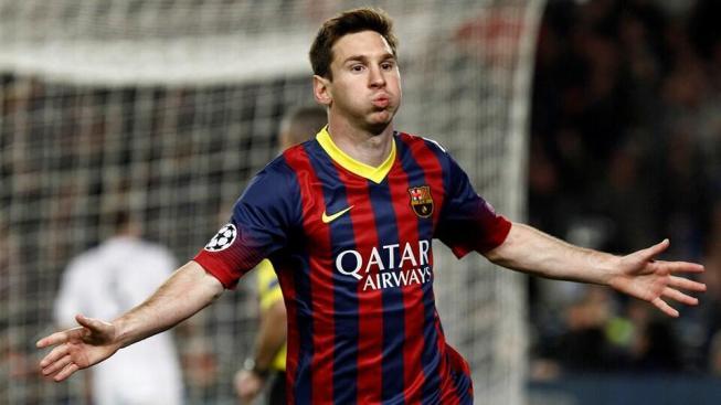 Messi Pecahkan Rekor Raúl González