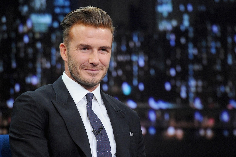 David Beckham Siap Bangun Stadion Mewah di Miami
