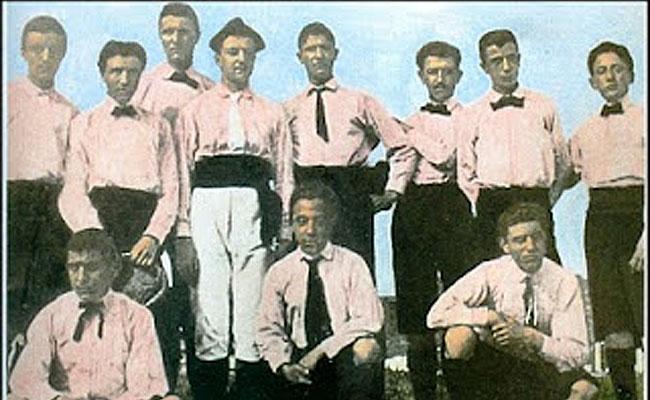 On This Day 1900, Pertandingan Resmi Sekaligus Kekalahan Pertama Juve
