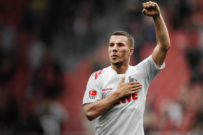 Kisah Dibalik Pulangnya Podolski ke Koln dari Muenchen