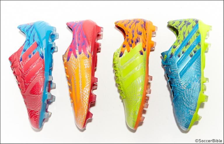 Mari, Karnaval Bersama Adidas!