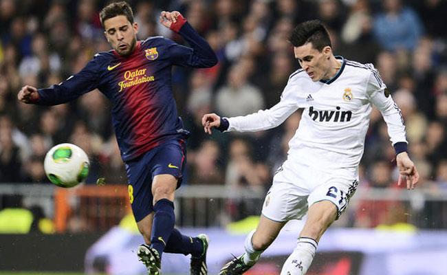 Alba Waspadai Counter Attack Madrid