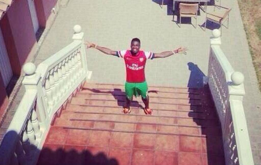 Arsenal Siap Mengontrak Seorang Fans senilai 7 juta Euro