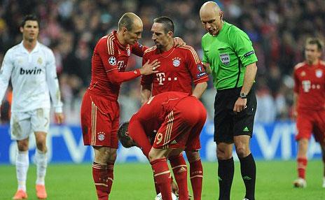 Beginilah Cara Bayern Memilih Eksekutor Free Kick