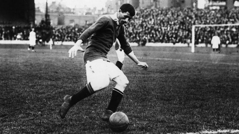 Ini Dia, Bintang Manchester United yang pertama jadi Bintang Film