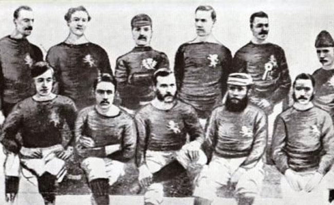 On This Day 1873, Inggris Catatkan Kemenangan Perdana