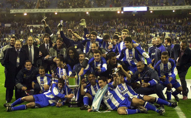 On This Day 2002, Super Depor Rebut Kado Seabad Madrid