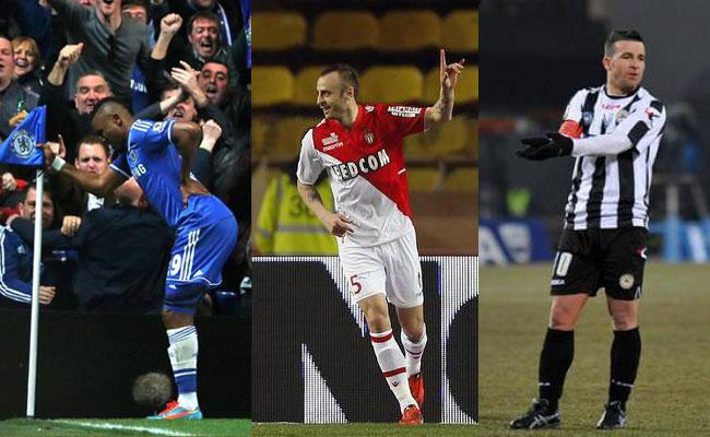 Tiga Amunisi Tua di Tiga Liga Beri Bukti