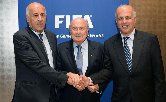 Muncul Petisi Agar Israel Dikeluarkan FIFA