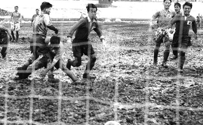 On This Day 1954, Diancam Diceburkan ke Laut, Korsel Pecundangi Jepang