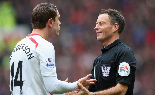 Ini Catatan Dosa Mark Clattenburg