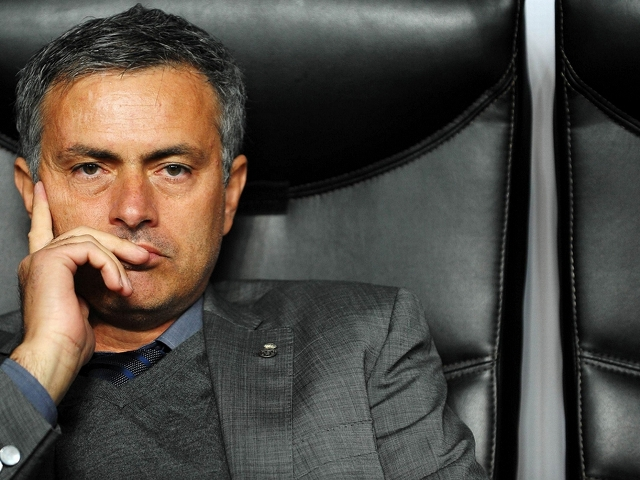 Aksi Tutup Mulut Mourinho di Ruang Ganti