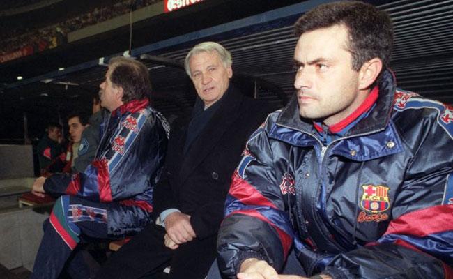 Antara Blanc, Mourinho dan Bekas Barcelona