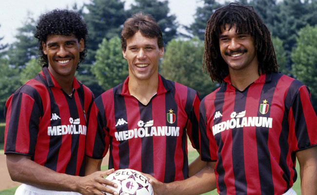 On This Day 1987, AC Milan Rekrut Gullit