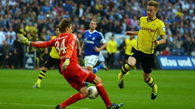 Ruhr Derby : Kebencian Si Miskin Schalke pada Si Kaya Dortmund