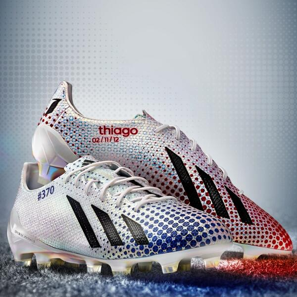 Adidas adizero f50  Messi 370 Limited Edition: Sepatu Sarat Makna
