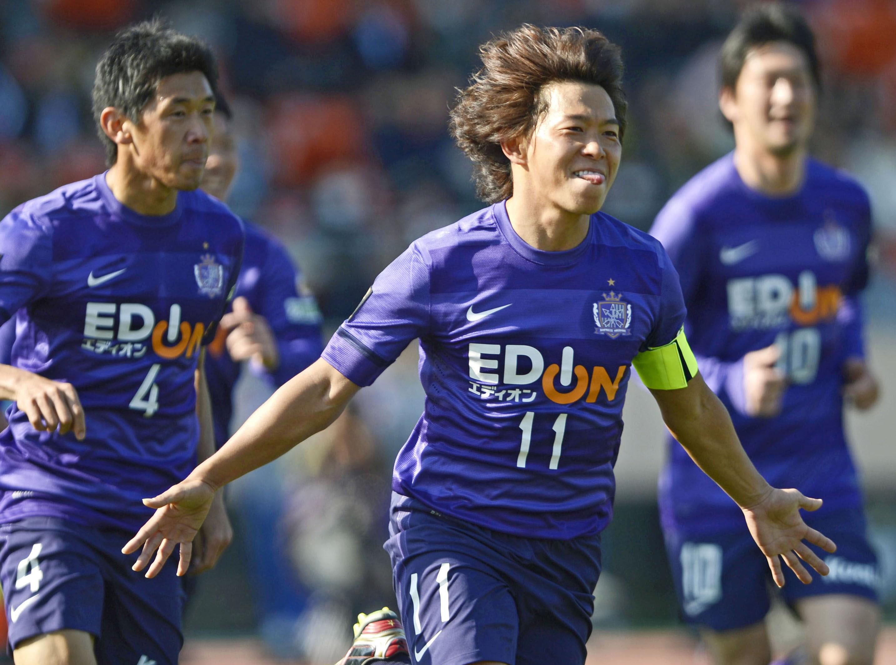 Gol Spektakuler Pencetak Gol Terbanyak Liga Jepang