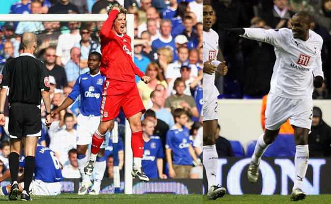 On This Day 2008, Liverpool Menang, Spurs Kalah