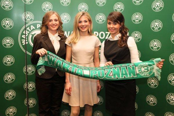 Di Polandia Eks-Model Playboy Politisasi Sepakbola