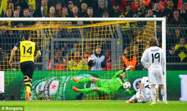 Noktah Merah Keberhasilan Real Madrid di Liga Champions Musim Ini