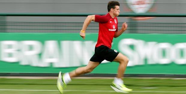 Latihan Untuk Meningkatkan Kecepatan dalam Sepakbola