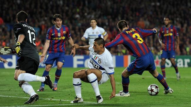 On This Day 2010, Parkir Bus yang Mengantarkan Inter ke Final Liga Champions