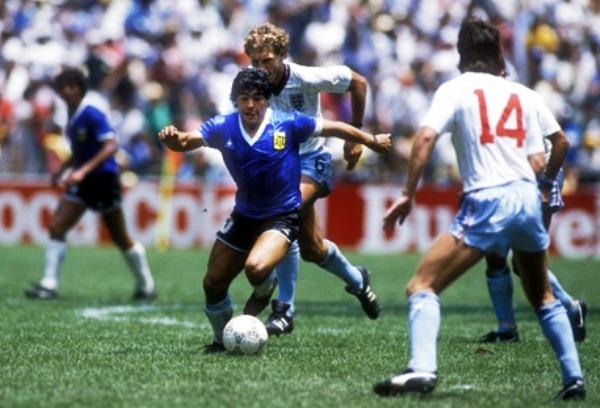 Gol Terbaik Sepanjang Masa Masih Milik Maradona