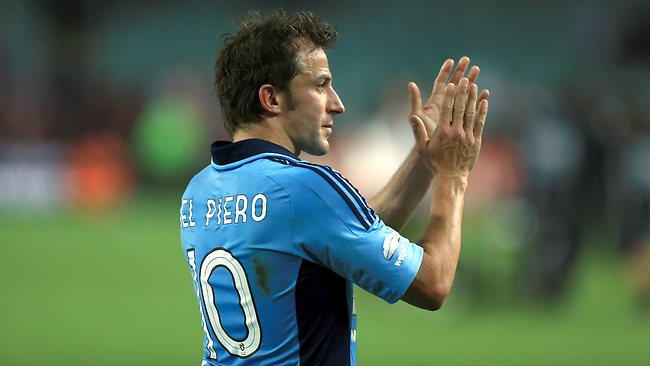Del Piero Siap Menjadi Pelatih