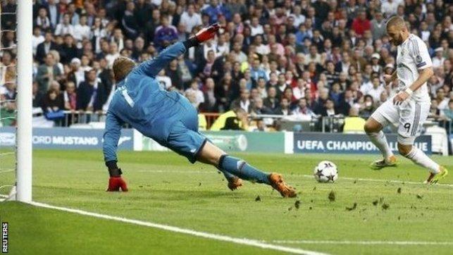 Serangan Balik Real Madrid