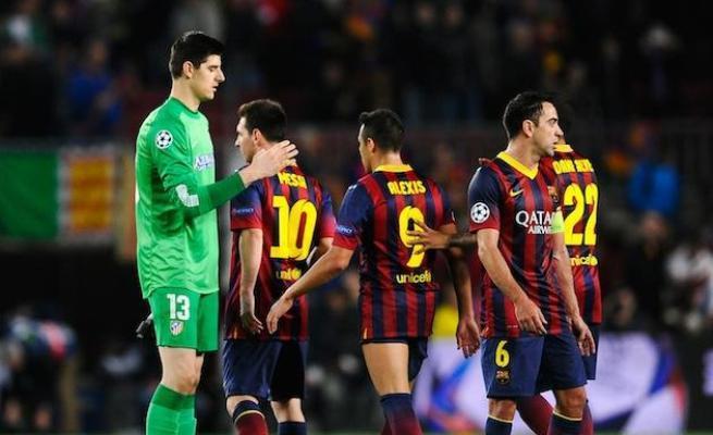 Atletico Harus Membayar 6 Juta Euro Jika Ingin Memainkan Courtois Melawan Chelsea