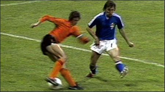 Putaran Cruyff, Trik Warisan Legenda Belanda