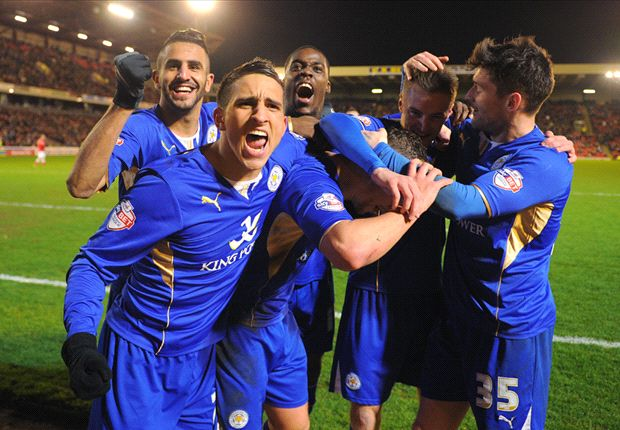 Leicester City Promosi ke Liga Primer