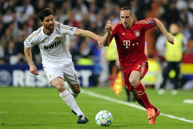 Data dan Fakta Real Madrid - Bayern Munich
