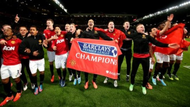 On This Day 2013, Manchester United Juara Liga Inggris