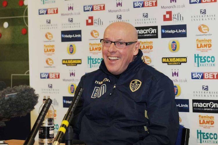 Brian McDermott Menantikan Masa Depan yang Cerah bersama Leeds United