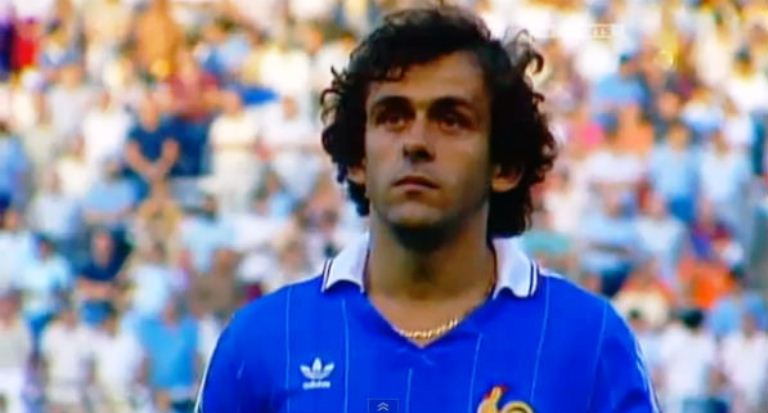On This Day 1987 & 1989, Platini Pensiun & Deschamps Debut