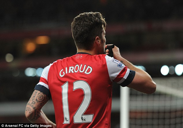Giroud Dedikasikan Golnya untuk Korban Tragedi Hillsborough