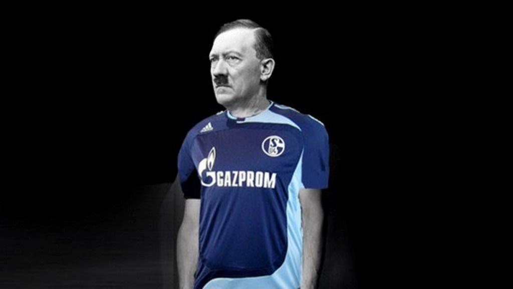 Ketika Hitler Memperalat Schalke Melawan Yahudi