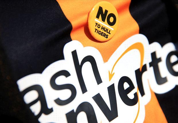 FA Menolak Perubahan Nama Hull City