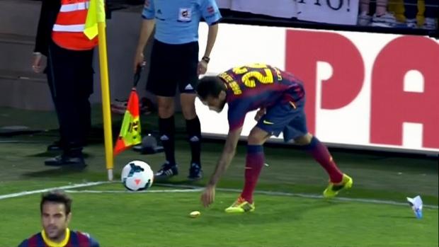 Pelaku Pelemparan Pisang Kepada Dani Alves Ditangkap Polisi