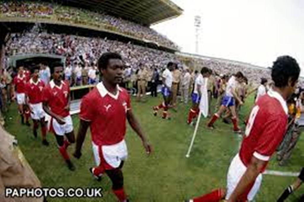 Saat Syeikh Mengubah Keputusan Wasit di Piala Dunia