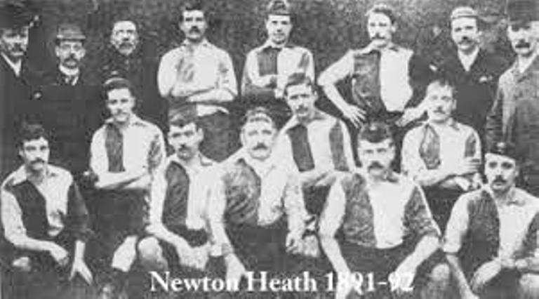 On This Day 1902, Newton Heath Berganti Nama Menjadi Manchester United