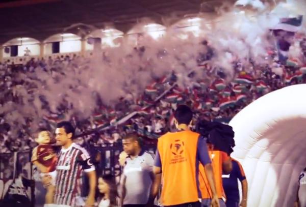 Apa Sebab Fans Fluminense Akrab dengan Bedak?